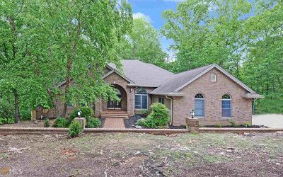 Elbert County, Franklin County, Hart County Single Family Home For Sale: 172 Tanglewood S