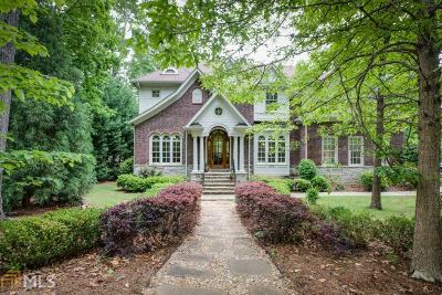Dekalb County Single Family Home For Sale: 3113 Woodrow Way