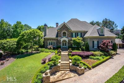 Suwanee, Duluth, Johns Creek Single Family Home For Sale: 111 Royal Dornoch Dr