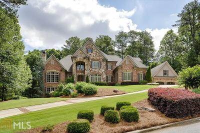 Johns Creek Single Family Home For Sale: 10995 Galen Pl