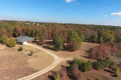 Butts County Single Family Home For Sale: 355 Red Berry Rd