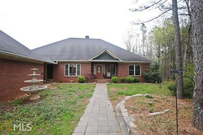 Social Circle GA Single Family Home For Sale: $1,400,000