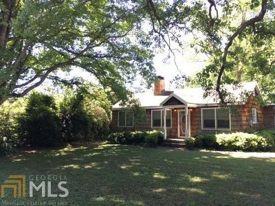 Cobb County Single Family Home For Sale: 5002 Timber Ridge Rd