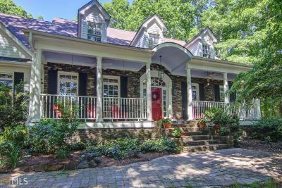Covington Single Family Home For Sale: 200 Glass Spring Rd