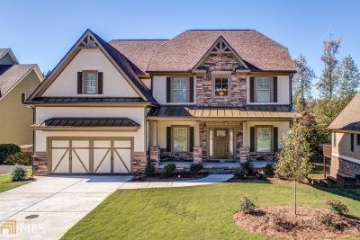 Dallas Single Family Home For Sale: 63 Grand Oak Trl