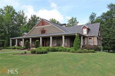 Paulding County Single Family Home For Sale: 853 Poplar Springs Rd