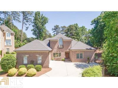 Lawrenceville Single Family Home For Sale: 395 Pandemar Trl