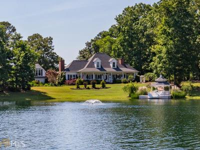 Social Circle GA Single Family Home For Sale: $895,000