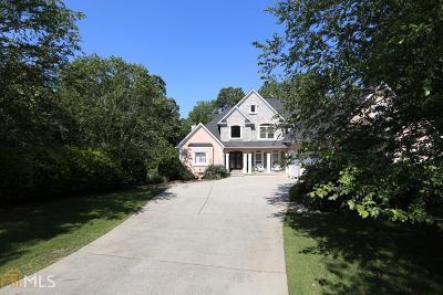 Mcdonough Single Family Home For Sale: 233 English Oaks Ln