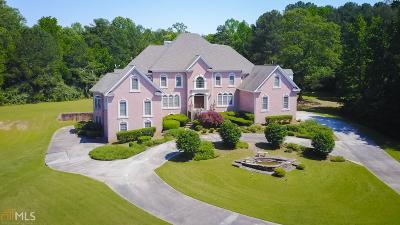 Lithonia Single Family Home For Sale: 5771 Rutland Trce
