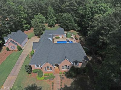 Fayetteville Single Family Home For Sale: 160 Hillred Dr