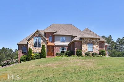 Cumming Single Family Home For Sale: 7110 McBrayer Rd