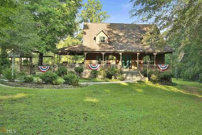 Coweta County Single Family Home For Sale: 711 Moore Rd