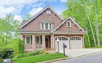 Rabun County Single Family Home For Sale: 235 Village Club Dr