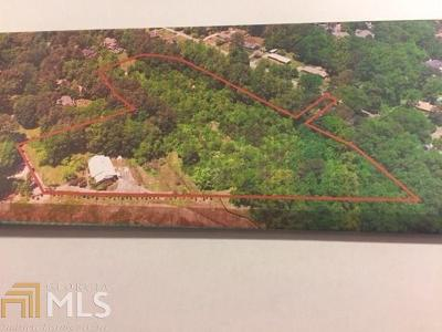Smyrna Residential Lots & Land For Sale: 2393 Vista Way