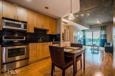 Eclipse Condo/Townhouse For Sale: 250 Pharr Rd #416