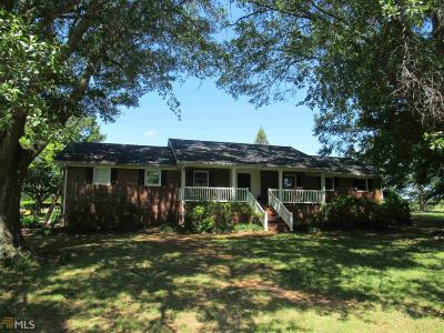 Griffin Single Family Home For Sale: 228 Wisso Rd