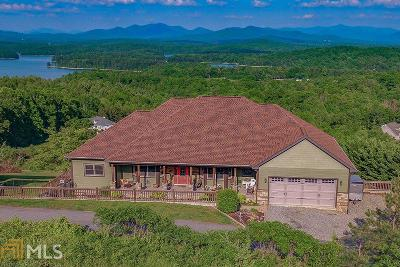 Blairsville Single Family Home For Sale: 158 Skye Dr