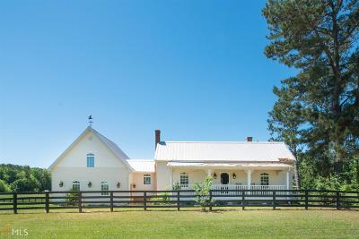 Senoia Single Family Home For Sale: 901 Line Creek Rd