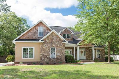 Statesboro Single Family Home For Sale: 336 Myrtle Crossing Dr