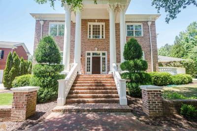 Alpharetta, Alpharetta Johns Creek Single Family Home For Sale: 8641 Ellard Dr