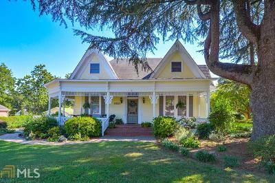 Single Family Home For Sale: 9511 Gillsville Rd