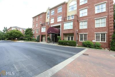 Brookwood Place Condo/Townhouse For Sale: 1735 Peachtree St #330