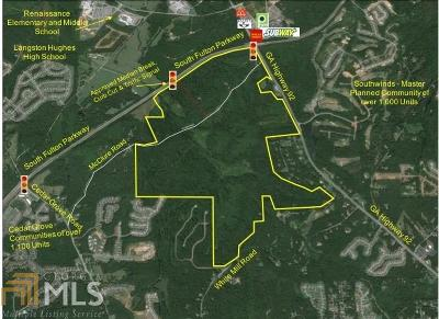 Residential Lots & Land For Sale: 5455 Campbellton Fairburn Rd