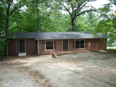 Toccoa Single Family Home For Sale: 119 Rock Springs Dr