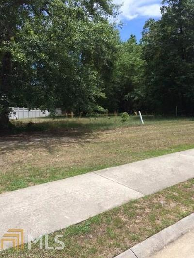 Statesboro Residential Lots & Land For Sale: Myrtle Xing #59