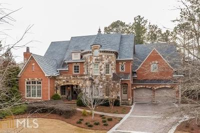 Acworth Single Family Home For Sale: 6199 Talmadge Run