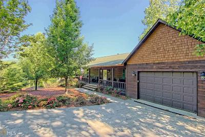 Hiawassee Single Family Home For Sale: 2389 The Ridges