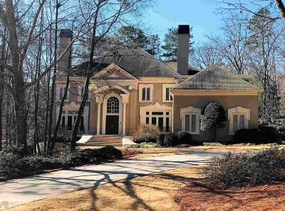 Country Club Of The South Single Family Home For Sale: 1025 Downing St