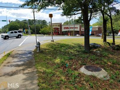 Marietta Commercial For Sale: 3061 Sandy Plains