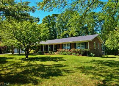 Lumpkin County Single Family Home For Sale: 596 Grindle Brothers Rd