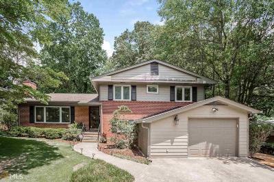 Dekalb County Single Family Home For Sale: 1079 Burton Dr
