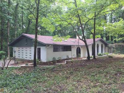 Tucker Single Family Home For Sale: 3865 Ramah Ln #104