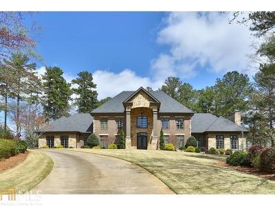 Alpharetta, Alpharetta Johns Creek Single Family Home For Sale: 3060 Wellington Rd