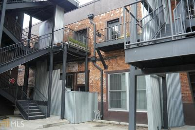 Atlanta Condo/Townhouse For Sale: 267 SW Peters St #105