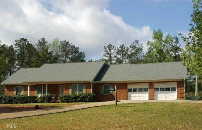 Grantville Single Family Home For Sale: 2050 Bohannon Rd
