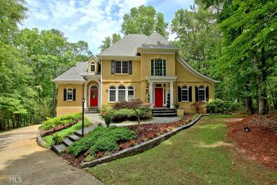 Peachtree City Single Family Home For Sale: 1002 Mickleton Ln