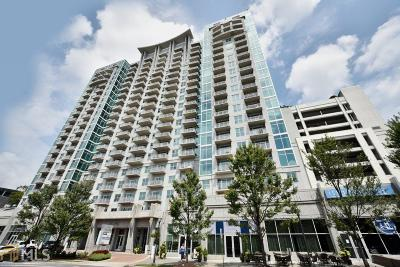 Eclipse Condo/Townhouse For Sale: 250 Pharr Rd #909