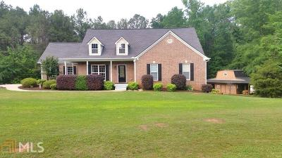 Newton County Single Family Home For Sale: 45 Campbelton Trce