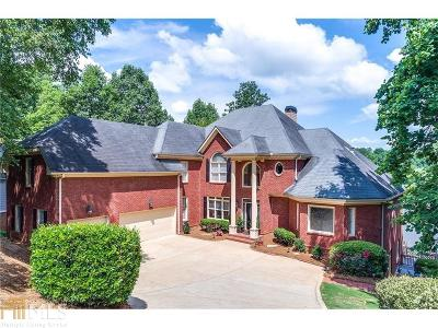 Lawrenceville Single Family Home For Sale: 2246 Lake Ridge Ter