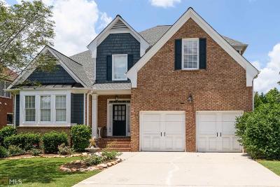 Fulton County Single Family Home Back On Market: 12827 Waterside