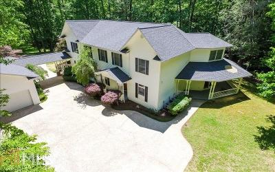 Hiawassee Single Family Home For Sale: 3570 Fodder Creek Rd