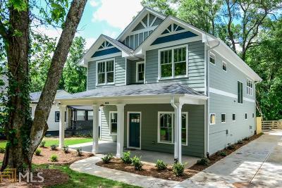 Dekalb County Single Family Home For Sale: 1860 Braeburn Cir