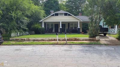 Sylvan Hills Multi Family Home For Sale: 1699 Evans Dr
