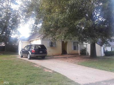 Clayton County Single Family Home For Sale: 197 Antebellum Cir