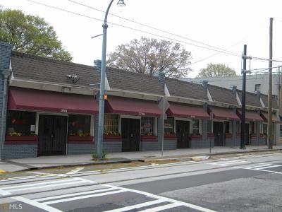Atlanta Commercial For Sale: 368 NE Auburn Ave #46